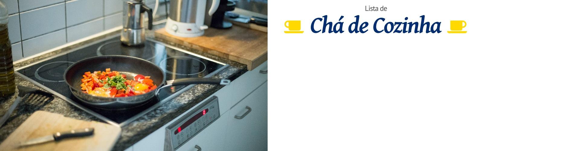 Lista De Ch De Cozinha Loja Sebem Equipamentos E Utilidades