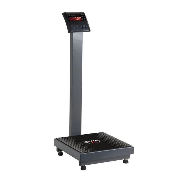 Balança Plataforma Digital 40x40 cm para Academia RAMUZA DPFI-200 | 4004