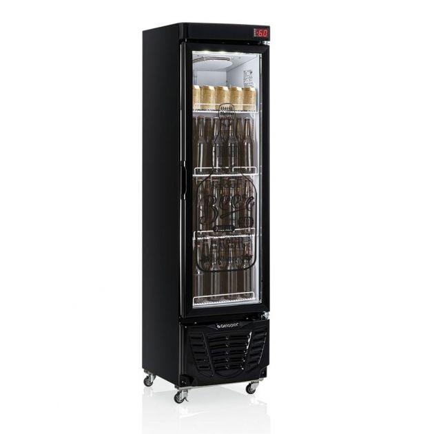 Cervejeira Gelopar 230 L Porta de Vidro 110 V GRBA 230 EV-GW