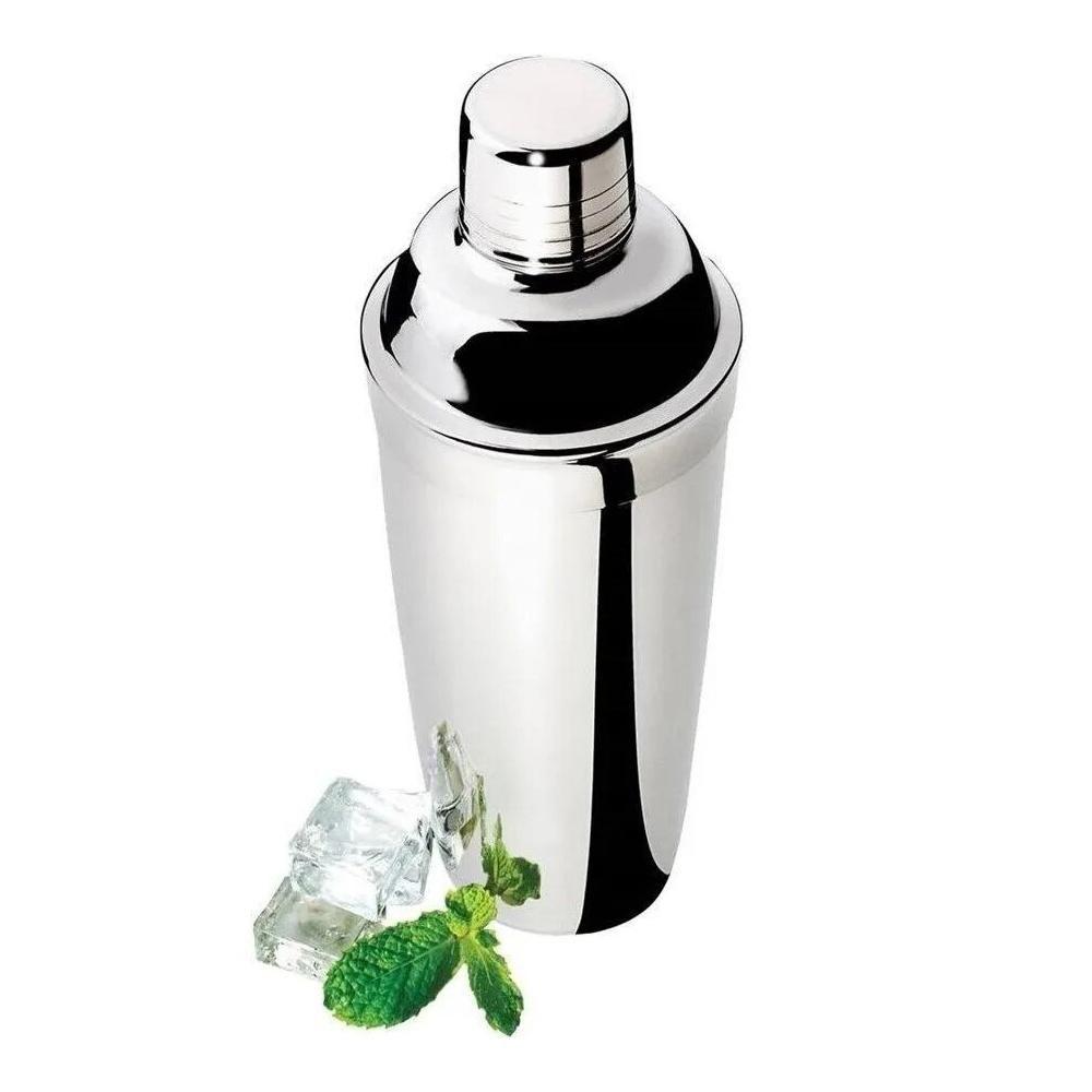 Coqueteleira de Bebidas em Inox Attuale 750 ml