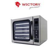 Forno de Convecção Elétrico para Conveniência 5 Esteiras WCV 535 Wictory