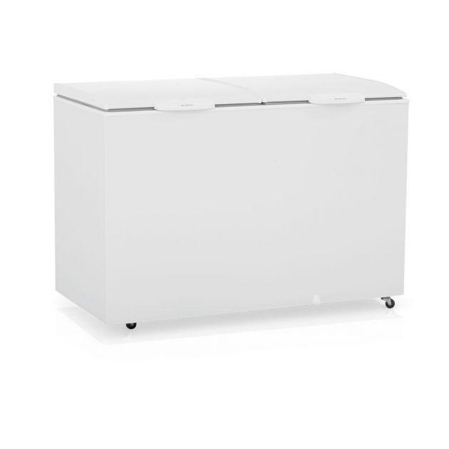 Freezer Horizontal 2 Portas Gelopar 410L 110V GHBS 410-BR