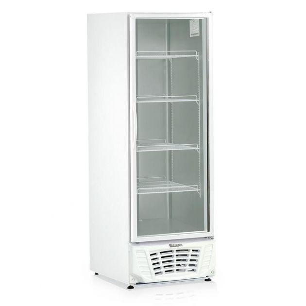 Freezer Vertical Dupla Acao Gelopar 575 L Porta de  Vidro 220V GTPC 575 PV