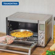 Frigideira Rasa De Aço Inox Fundo Triplo Tramontina Professional 30cm 2,9L