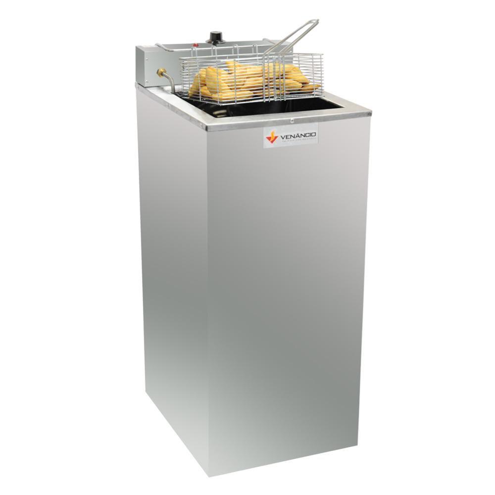 Fritadeira Elétrica Industrial Venâncio Agua e Oleo - SFAO5