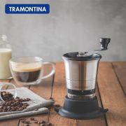 Moedor De Grãos Para Café Manual Inox com Ajuste De Moagem Tramontina 61769000