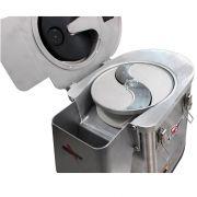 Processador de Alimentos Industrial Skymsen PA7 Inox 7 Discos