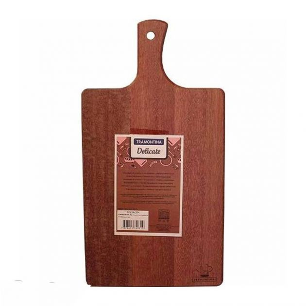 Tábua de Corte Delicate em Madeira 40x21x1,2 cm - Tramontina