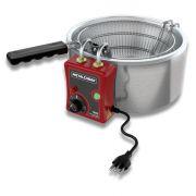 Tacho para Fritar 5 Litros Elétrico  Metalcubas TFRE 5